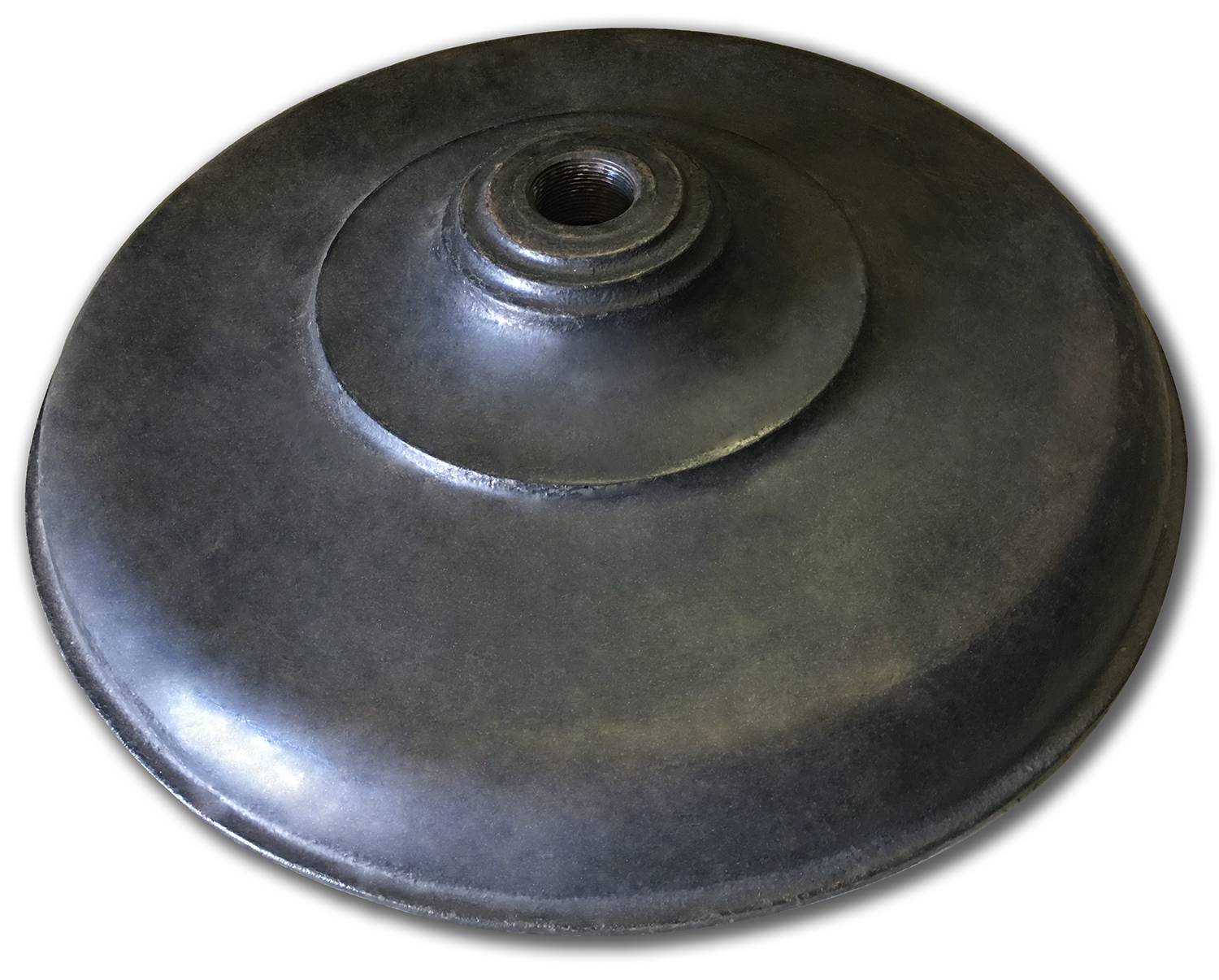 50lb Round Base Plate